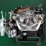 Motor de empilhadeira a gás