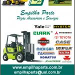 Fornecedores de pneus para empilhadeiras