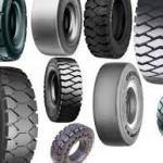 Revenda de pneus para empilhadeiras