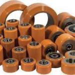 Rodas para empilhadeiras elétricas